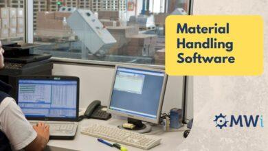 Photo of Material Handling Software : Primer