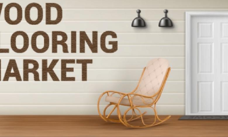 wood flooring market size