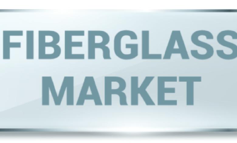 fiberglass market size