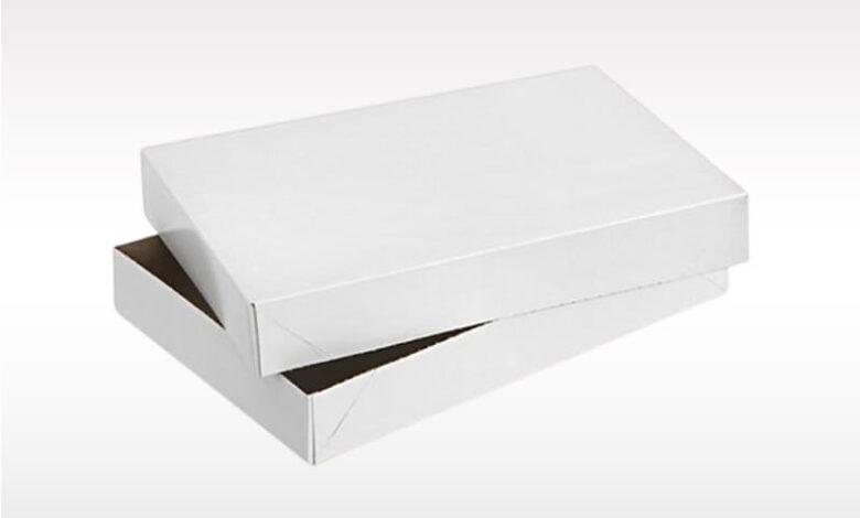 corrugated shirt boxes
