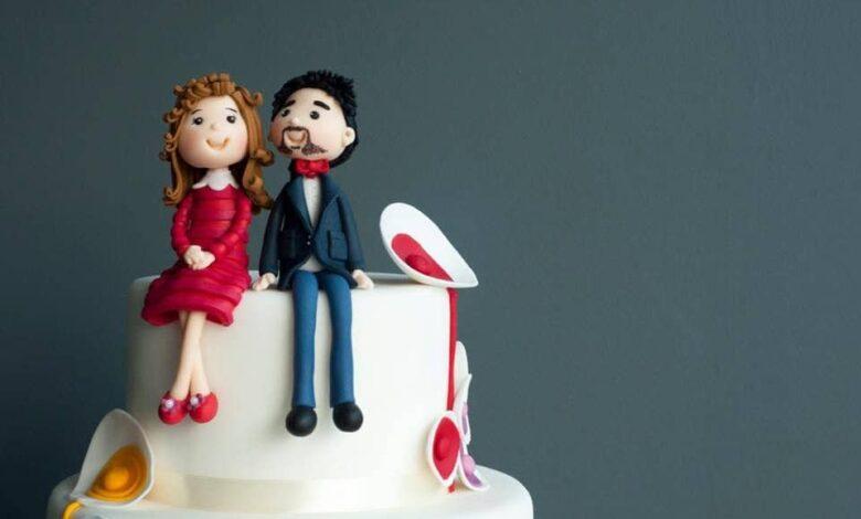 wedding cakes Singapore